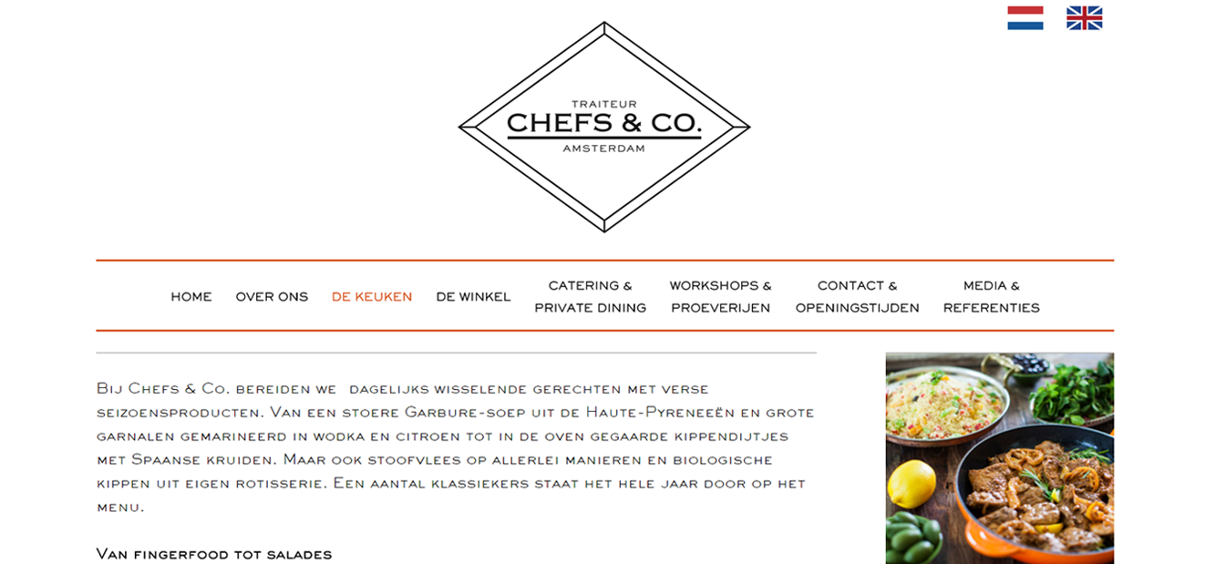 Chefs & Co