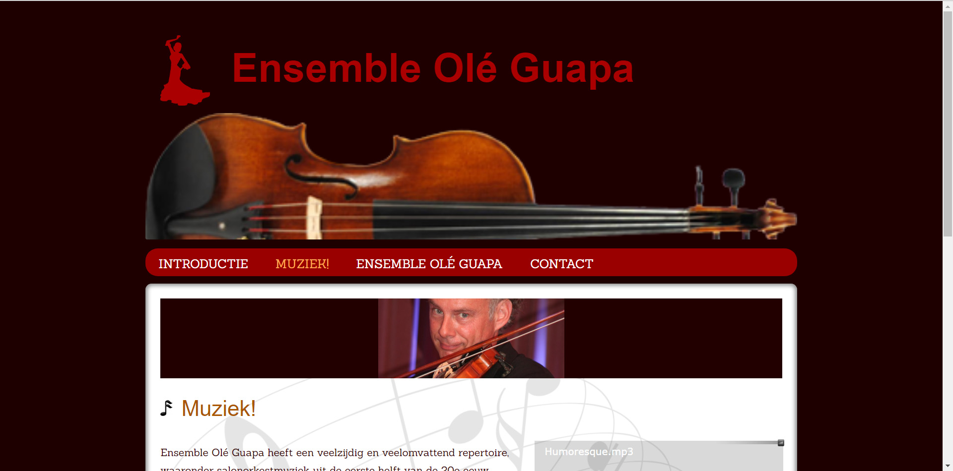 Ensemble Olé Guapa