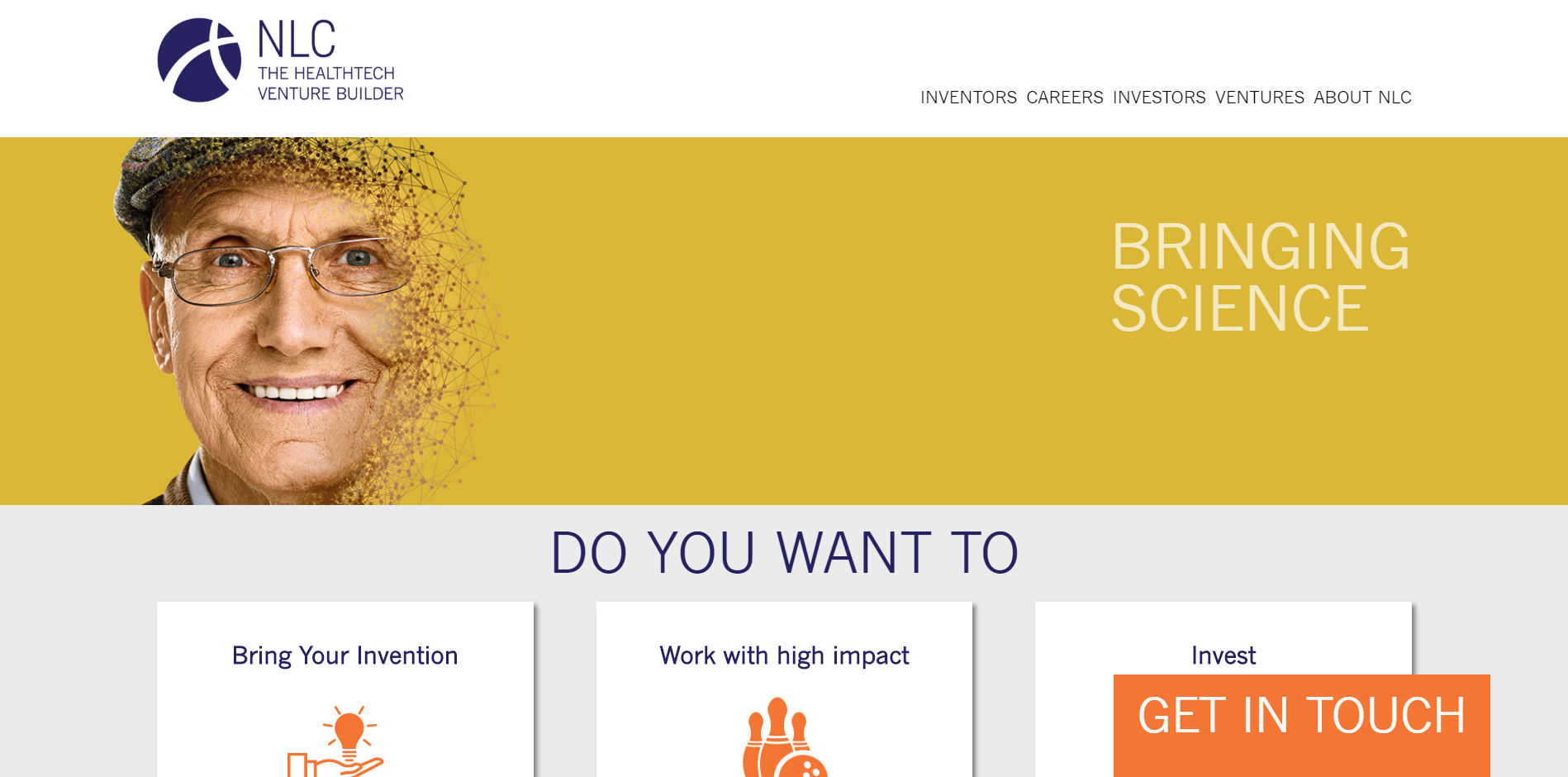 NLC - the Healthtech Venture Builder