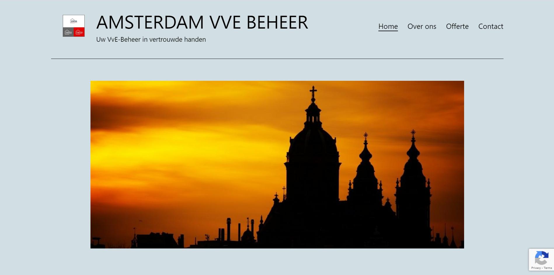 Amsterdam VVE beheer